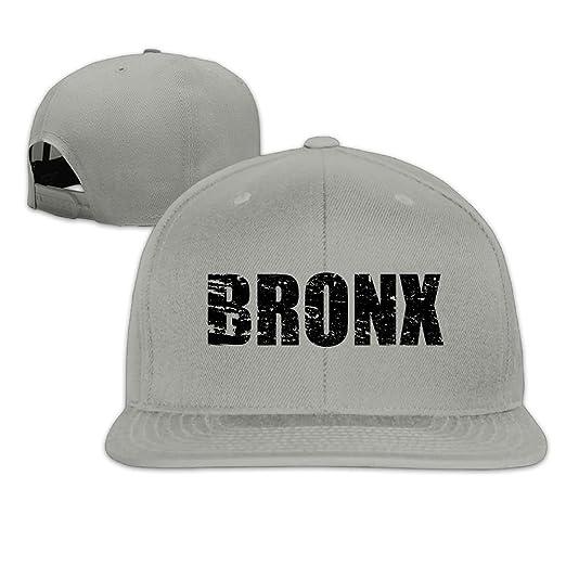 45697ed7228 Bronx Funny Men Snapback Flat Hats Travel Hat at Amazon Men s ...