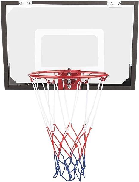 Zerone – Cesta de baloncesto infantil, juego de basket ball Hoop ...