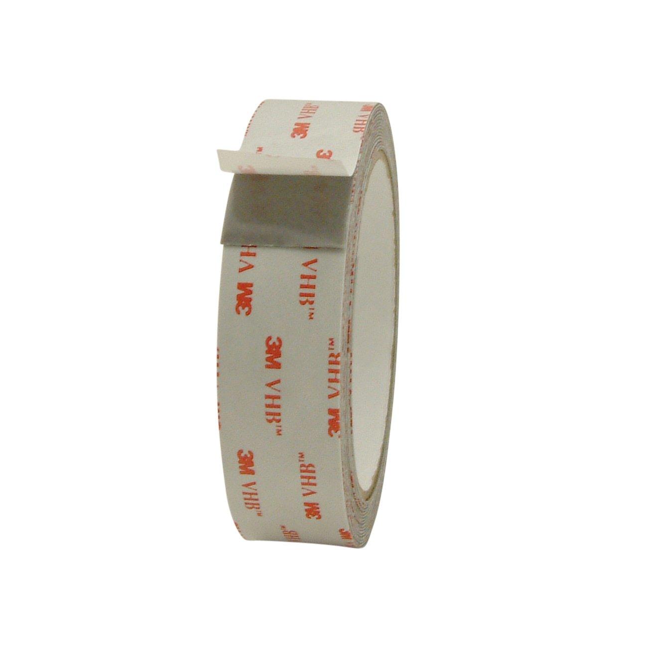Scotch RP25 VHB Tape: 1/2 in.x 15 piedi. (Grigio) 3M Scotch RP25/GRY055