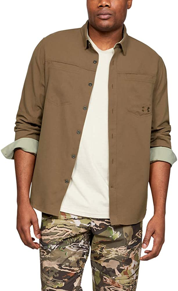 Under Armour Mens Payload Button Down