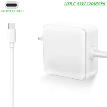 Amazon.com: [USB C Cargador] 45W USB Tipo C Cargador de ...
