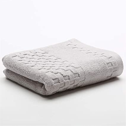 Upstudio Elegante Juego de baño Toallas faciales Toalla súper Absorbente Toalla Absorbente 100% algodón Mano