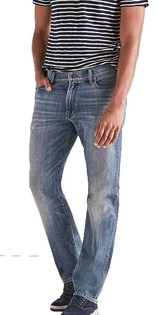 be26db135c1 Lucky Brand Mens Classic Fit 363 Straight Leg Jeans Valle Vista (29 32) at  Amazon Men s Clothing store