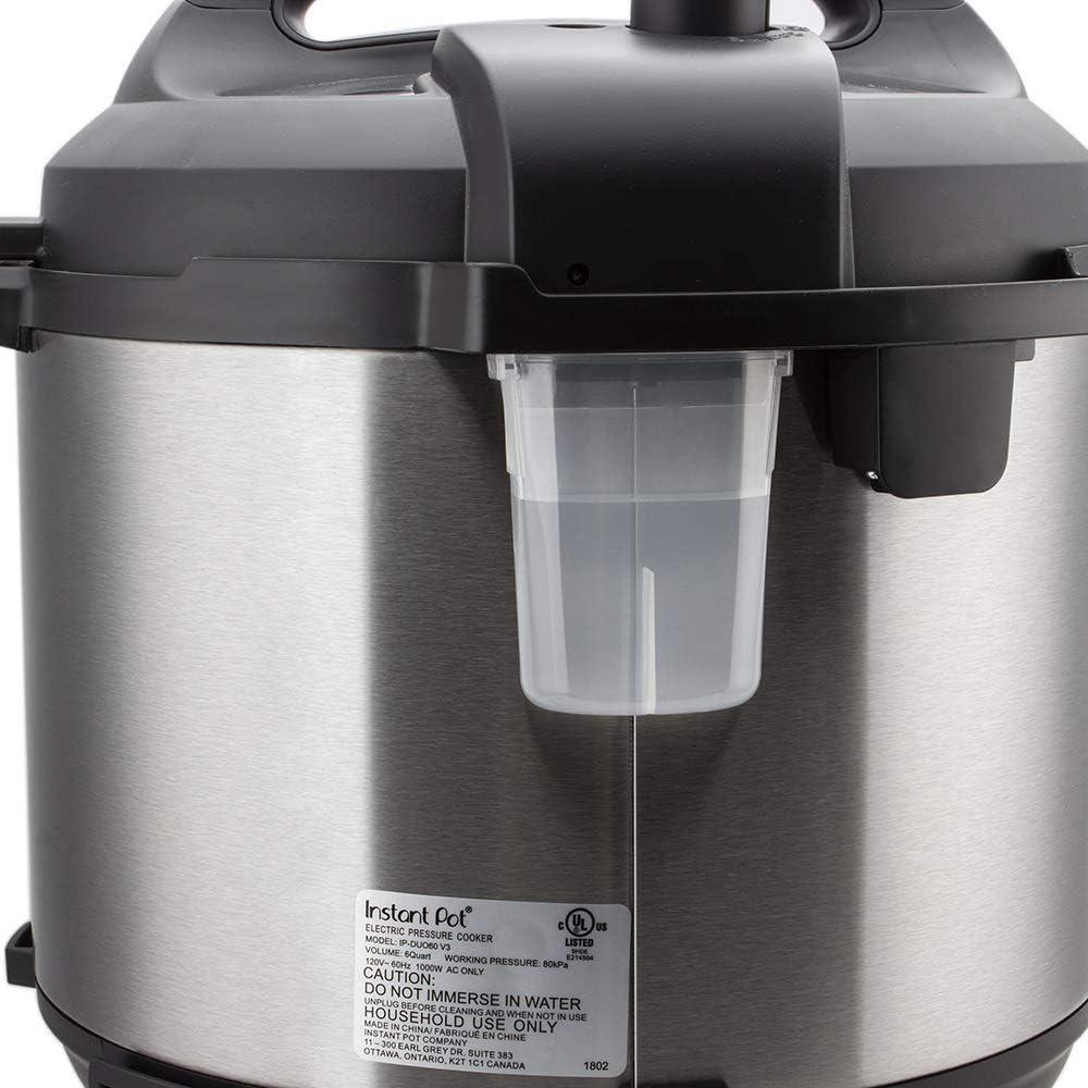 Schwimmerventil Dichtungsring f/ür Instant Pot Duo V2 7-in-1 Elektro-Schnellkochtopf 6Qt