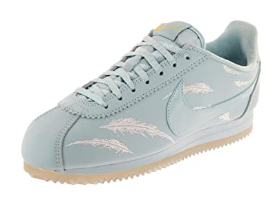 super popular 9a24b cae7c Nike Womens Classic Cortez Athletic & Sneakers Blue