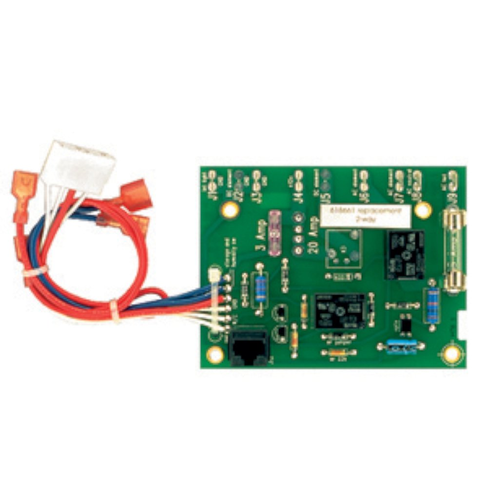 Dinosaur Electronics 618661 2-Way Norcold Refrigerator Replacement Board for Norcold P/N 618661.
