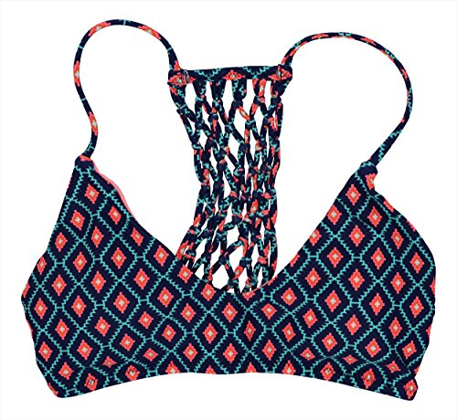 Raisins Juniors Coconut Grove Printed Ma - Raisins Nylon Bikini Shopping Results