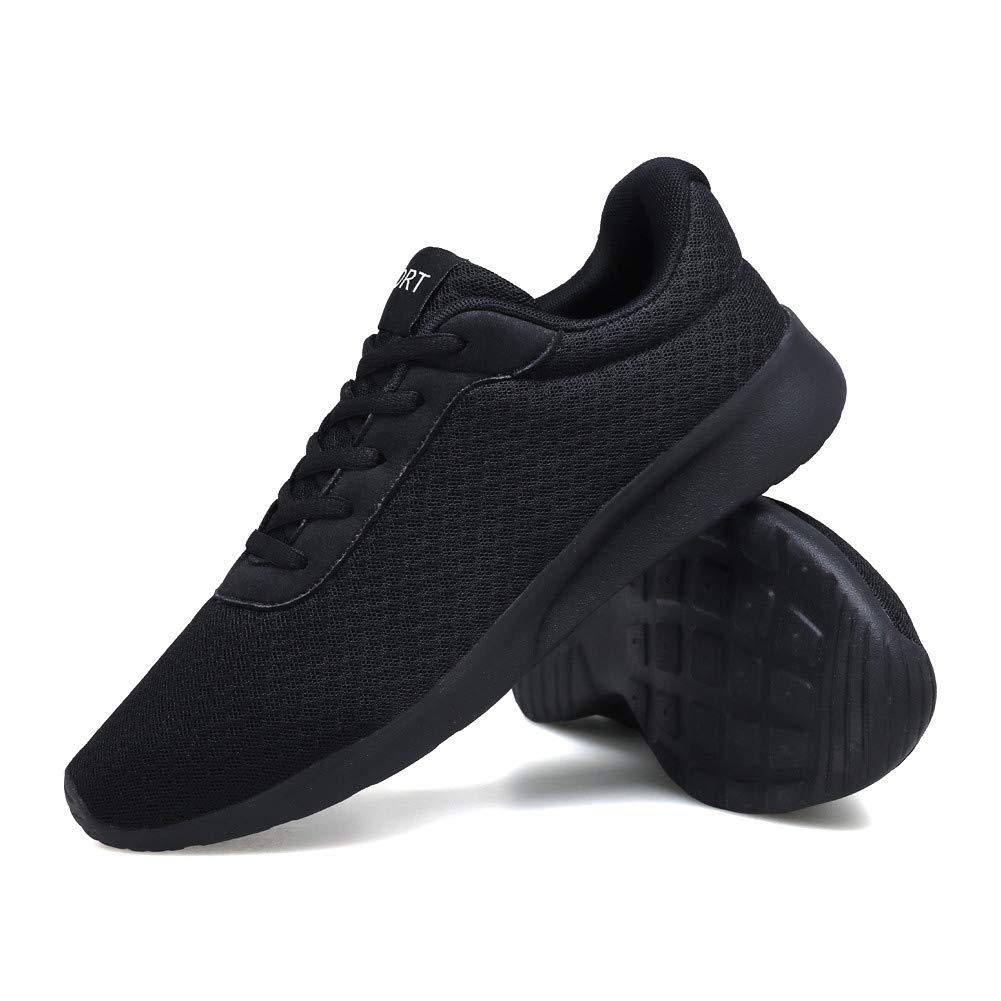 BRKVALIT Chaussures de Course Sports Mesh Respirante Gym Running Baskets pour Homme