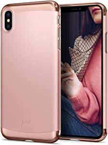 CYRILL Colene Designed for Apple iPhone Xs Max Case (2018) - Rose Gold