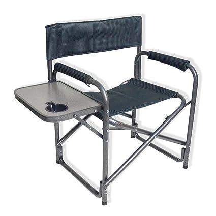 Amazon.com: Sillas plegables para el director de la silla ...