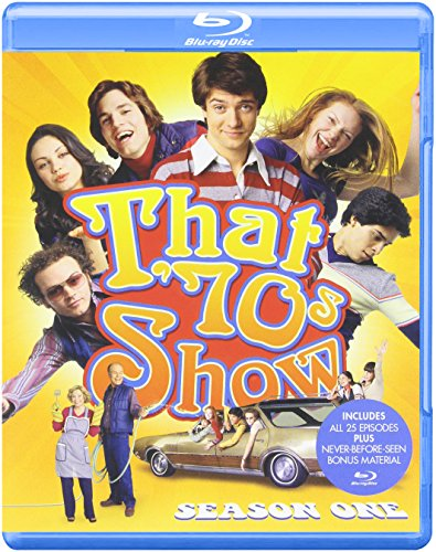 That '70s Show: Season 1 [Blu-ray] (That 70s Show Complete Series Blu Ray)