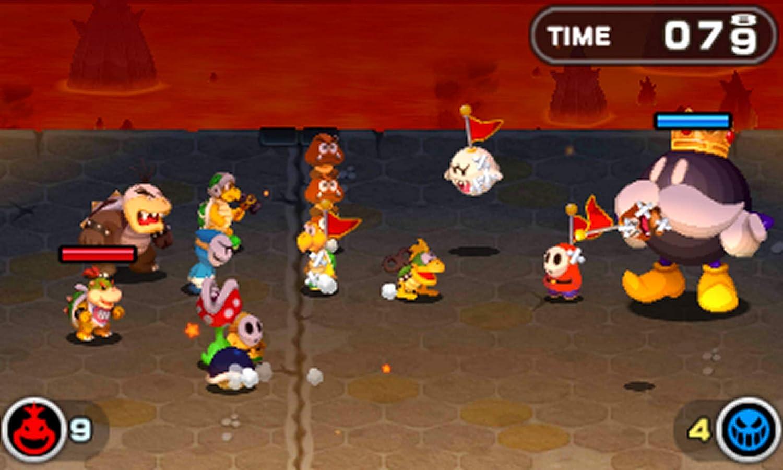 Amazon Com 3ds Mario Luigi Bowser S Inside Story Bowser Jr