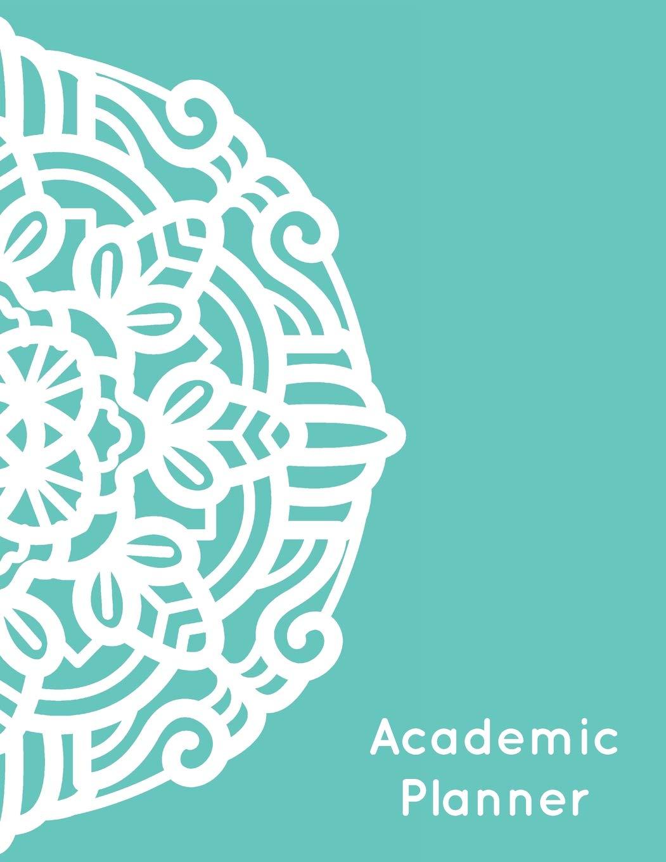 Academic Planner: July 2019-June 2020 Large Weekly Agenda ...