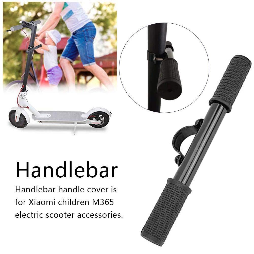 ASEOK Scooter Manillar para niños Barra de Agarre Ajustable Holder Seguro Kids Barandilla para Xiaomi M365 Scooter
