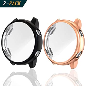 Cerike Compatible Samsung Galaxy Watch Active 40mm Protector de ...