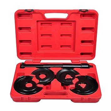 binzhoueushopping Kit de Compresor,Hand Tools, de Muelle para Mercedes Kit de 5 Piezas