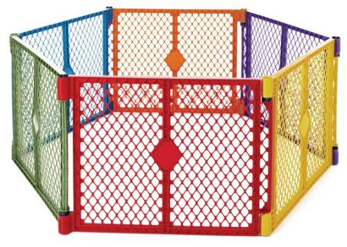 North States Superyard Colorplay Playard product image