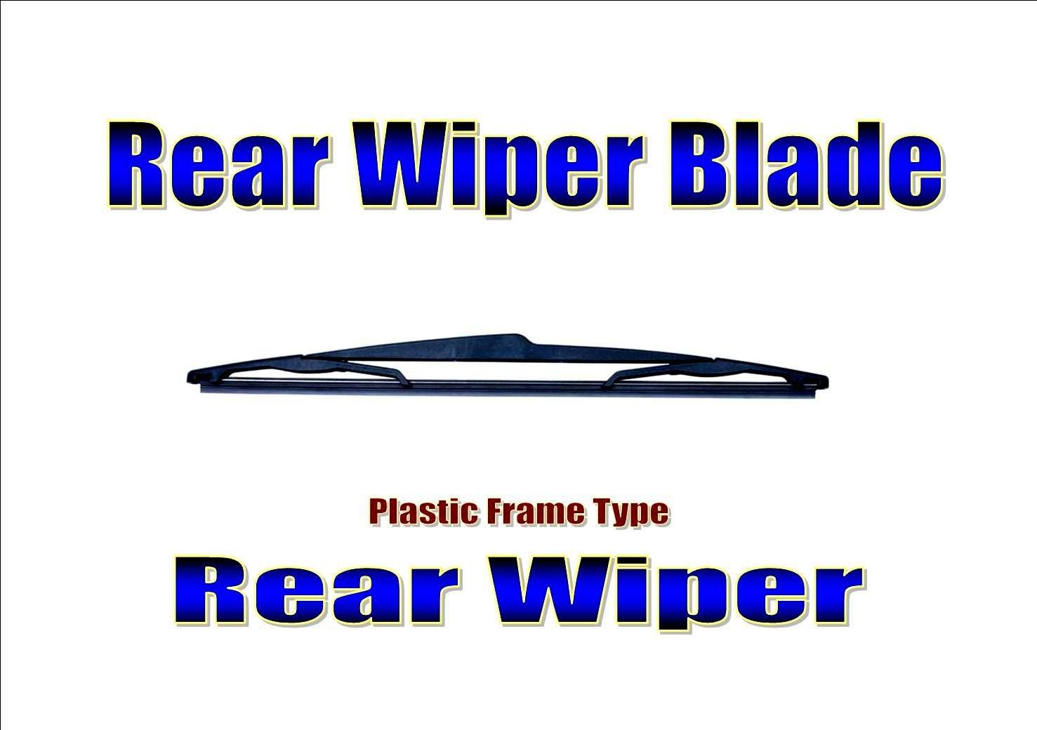 Tucson Rear Wiper Blade Back Windscreen Wiper 2015-2017