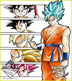 The most lottery Dragon Ball anime 30th anniversary last one Prize Goku colored paper all one
