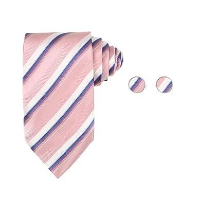 Y&G A1186 Blanco Luz Rayas rosadas Web Presenta Idea Descuento Por ...