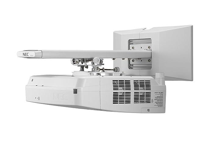 Amazon.com: Proyector Nec UM361 X (LCD, WXGA, 3600 al incl ...