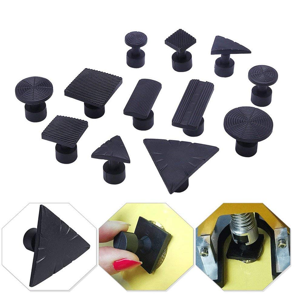 Car Sag Repair Tool Gasket Black Pit Repair Suction Cup Tool,Car Pit Repair Tool