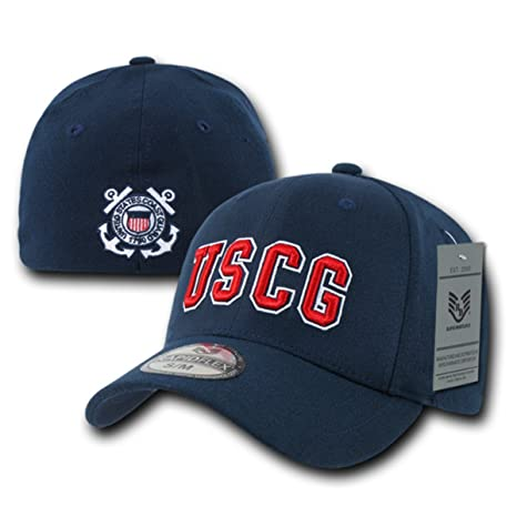 ebddc9dbe13 RAPID DOMINANCE Military   Law Flex Baseball Caps ( USCG