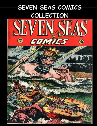 Read Online Seven Seas Comics Collection: Golden Age Adventure Comic Collection - Matt Baker Art! ebook