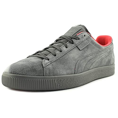 298cde41c7e007 Puma X Staple Clyde Men s Shoes High Rise Glacier Grey 363674-02 (12 ...