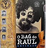 capa de O Baú do Raul