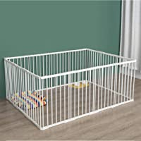 TOPET Portable 12 Panel Pet Dog Playpen Puppy Exercise Cage Play Pen Fence