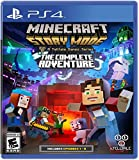 Toys : Minecraft: Story Mode- The Complete Adventure - PlayStation 4