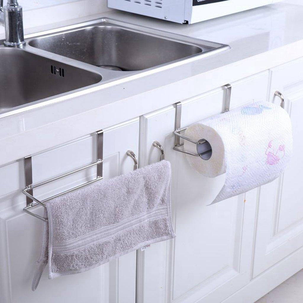 LQZ TM Küchenrollenhalter Papierrollenhalter Küchenrollenspender