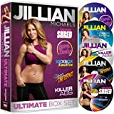 Jillian Michaels - The Ultimate Box Set - 5 DVD's