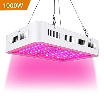 1000W LED Lámpara de Ia Planta de Espectro Completo Crece Ia Luz de la Planta Grow