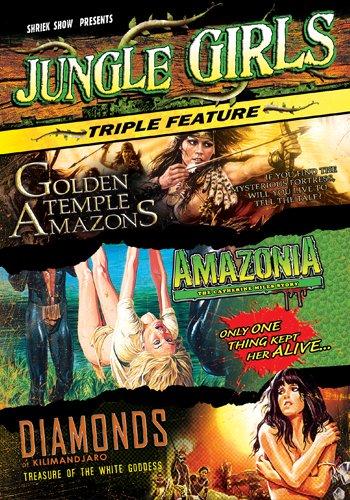 Jungle Girls Triple Feature LiteBox (slimpack)