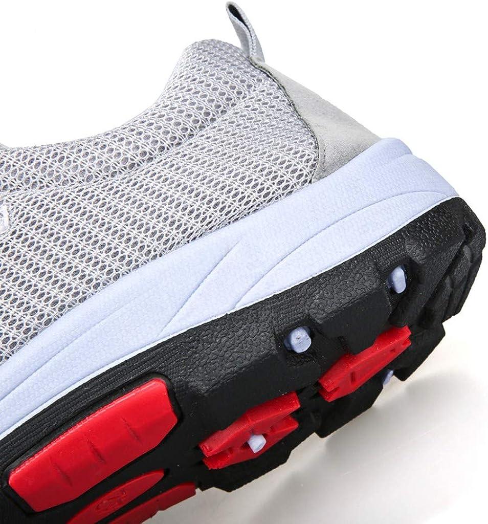 Darringls Zapatillas Running para Hombre Aire Libre y Deporte Transpirables Casual Zapatos Gimnasio Correr Sneakers Zapatos para Correr En Montaña Asfalto Aire Libre Deportes para Hombre 39-44: Amazon.es: Ropa y accesorios