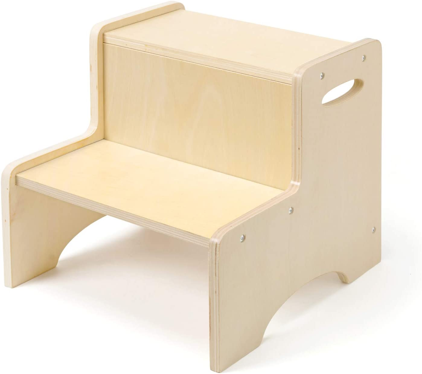 Step Foot Stool Bathroom Toddler Stand On Potty Training Bedroom Living Room for Kids Kitchen