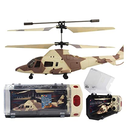 Amazon com: Flying Mini Remote Control Helicopter Aircraft Flashing