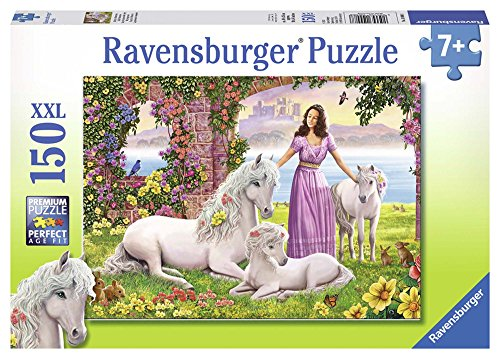 - Ravensburger Beautiful Princess 150 Piece Jigsaw Puzzle for Kids - Every Piece is Unique, Pieces Fit Together Perfectly