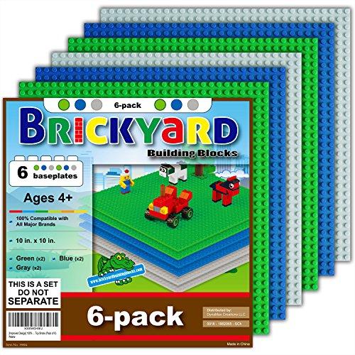 Brickyard Building Blocks 6