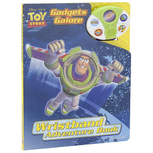 Download Toy Story Sound Book: Wristband Adventure pdf