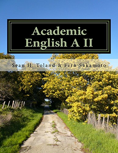Academic English AII (B & W)