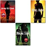 Moira Young Dustlands Series Collection 3 Books Set, (Raging Star, Rebel Heart and Blood Red Road)