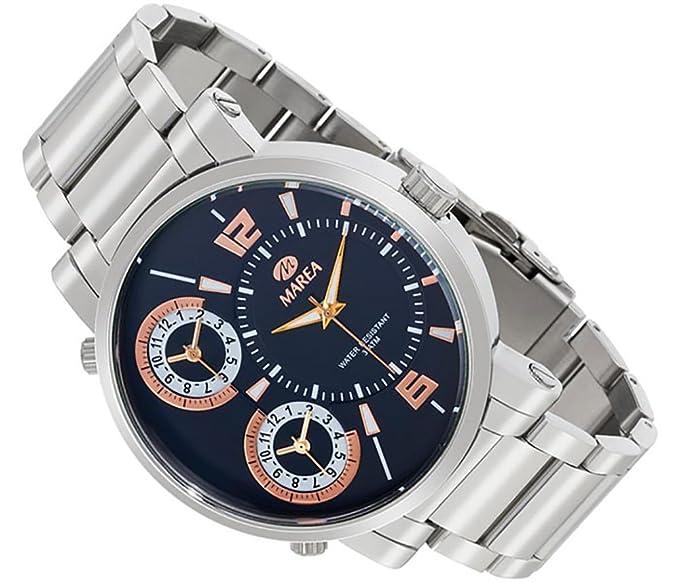 distribuidor mayorista e0b4c 7d27c Reloj Marea - Hombre B54064/2: Amazon.es: Relojes