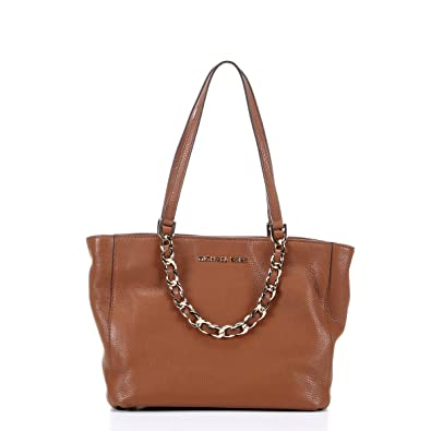 2a9b3e92ade6fc Michael Kors Large East West Harper Tote in Luggage: Amazon.co.uk: Shoes &  Bags