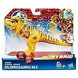 Jurassic Park World Bashers & Biters Hybrid Dilophosaurus Rex Action Figure