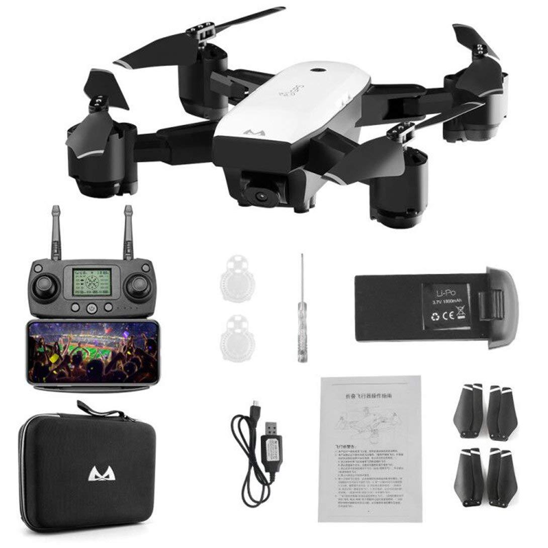 Swiftswan 6 Achsen-Kreisel-Mini-GPS-Drohne mit 110 Grad-Weitwinkelkamera 2.4G Höhen-Höhe RC Quadcopter Portable RC-Modell