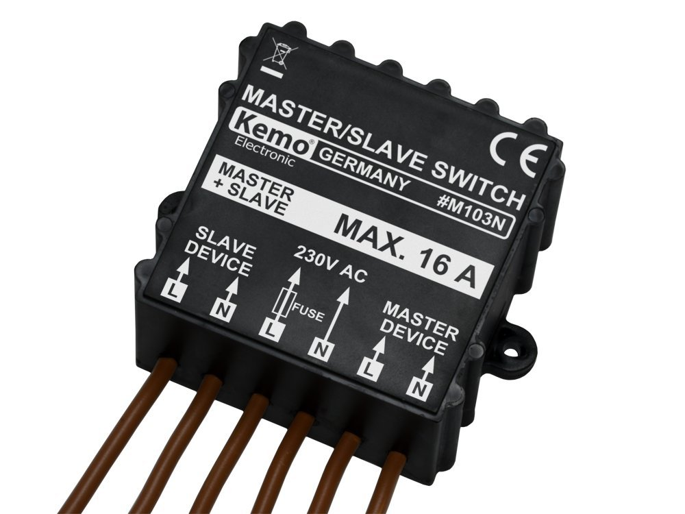 Unbekannt MASTER/SLAVE SCHALTER 230 V/AC,400 V/AC: Amazon.de: Elektronik