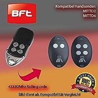 BFT MITTO 2, MITTO 4433.93MHz compatible emisor manual